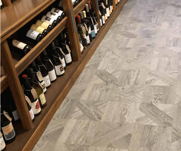 New LVT At Corks