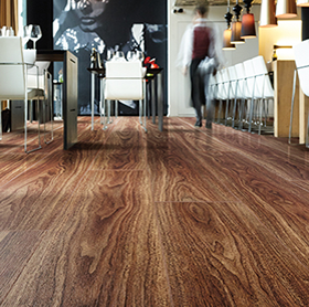 Commercial wooden flooring from Rivendell Carpets & Flooring Bristol
