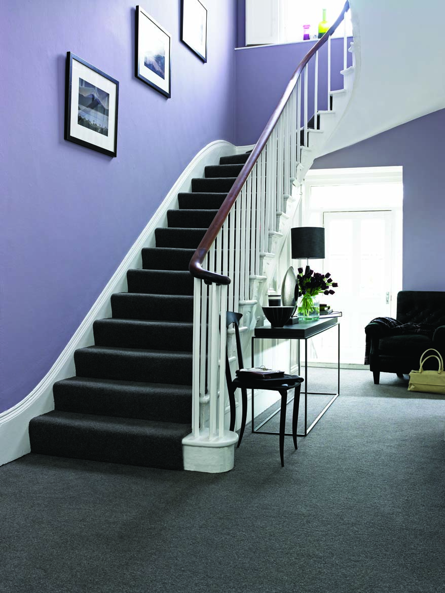 hall stairs and landing carpets and flooring from rivendell. Black Bedroom Furniture Sets. Home Design Ideas