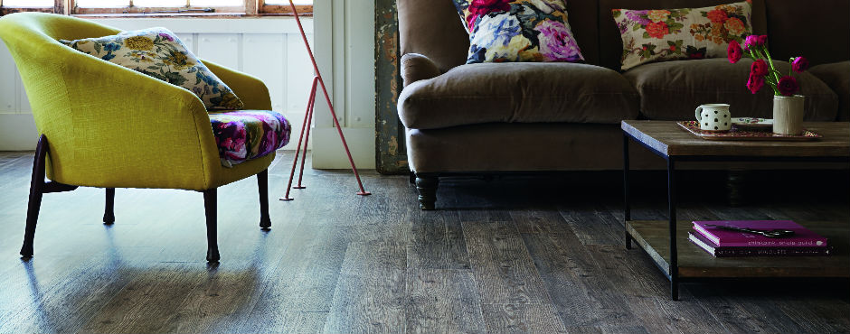 Amtico Signature Vinyl Flooring in Wood Effect
