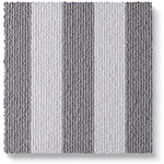 Alternative Flooring - Wool Blocstripe - Moon Mineral
