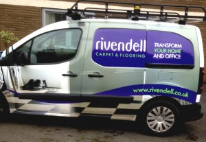 Name The Rivendell Van Competition