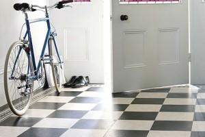 Monochrome Hallways