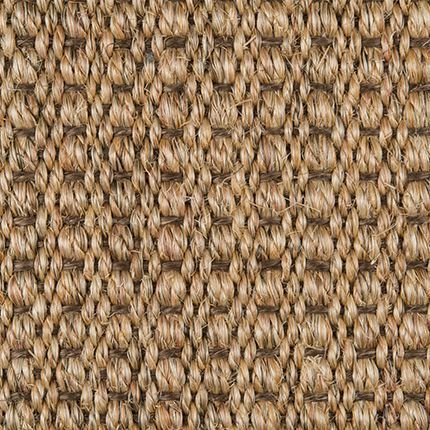 Sisal Amazon Brown Weft Rug Available From Rivendell
