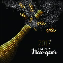 Happy New Year Trends for 2017
