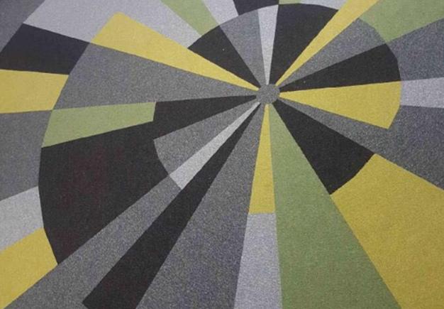 Carpet tile design by Rivendell