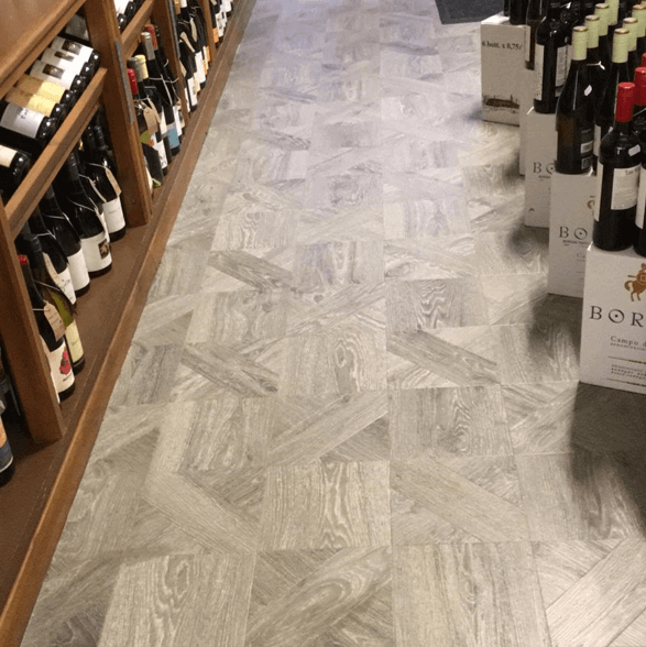 New Amtico LVT Flooring