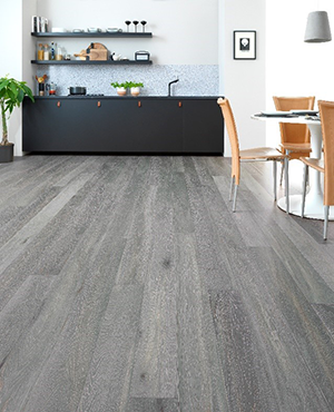Hardwood Grey Flooring - Rivendell