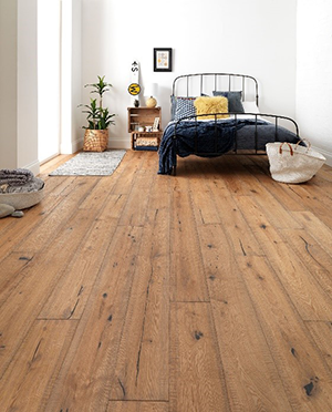 Laminate Bedroom Flooring - Rivendell
