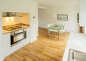 Hardwood Kitchen Flooring - Rivendell