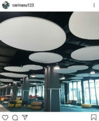 ceiling pads